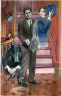 Иллюстрация к произведению Ф.С.Фицджеральда «Первое мая»