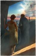 Иллюстрация к произведению Ф.С.Фицджеральда «Ночь нежна»